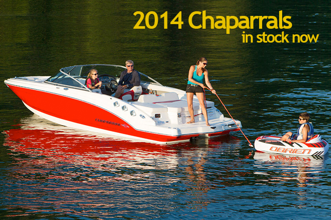 Chaparral Boats for sale Orlando