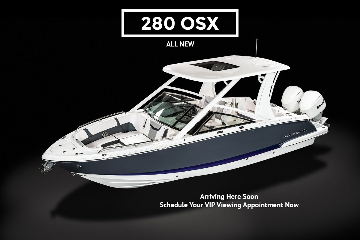 Chaparral Outboards  280 OSX Boat At Dealer's Choice Marine Orlando Florida