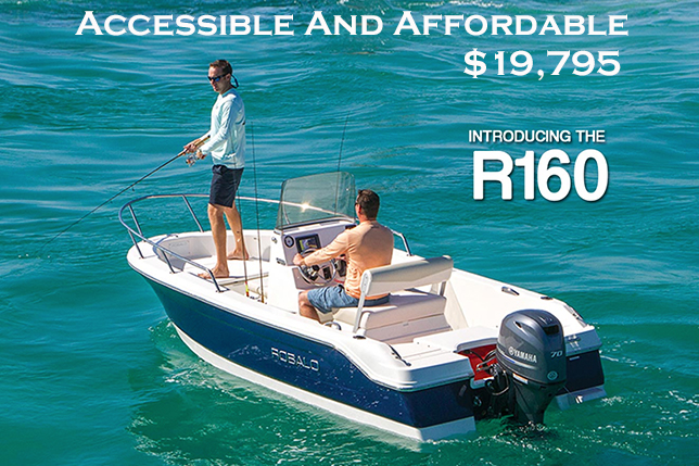 2015 Robalo for sale in Orlando at Dealer's Choice Marine Orlando Florida