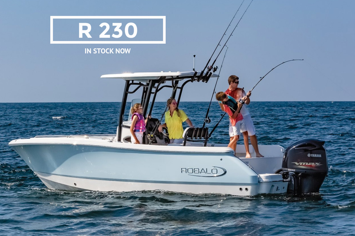 Robalo R230 for sale in Orlando at Dealer's Choice Marine Orlando Florida