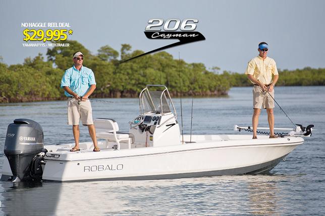 2015 Robalo for sale in Orlando at Dealer's Choice Marine Orlando Florida