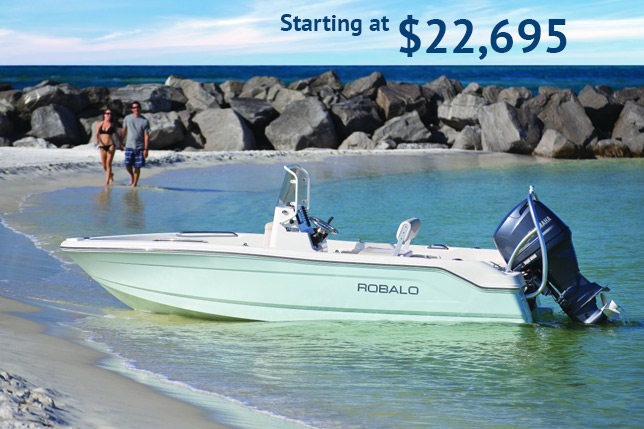 2019 Robalo for sale in Orlando at Dealer's Choice Marine Orlando Florida