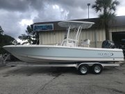 New 2019 Robalo 246 Cayman with Hardtop