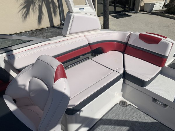 A 223 VR Jet Boat is a Power and could be classed as a Bowrider, Deck Boat, Dual Console, High Performance, Jet Boat, Ski Boat, Wakeboard Boat, Runabout,  or, just an overall Great Boat!