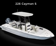 New 2019 Robalo 226 S Cayman Bay Boat Power Boat for sale
