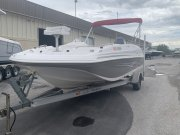 Used 2011 Hurricane 188 Sundeck Outboard Deck Boat Power Boat for sale