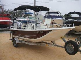 Pre-Owned 2012 Carolina Skiff JVX16 Flats/Bay/River for sale