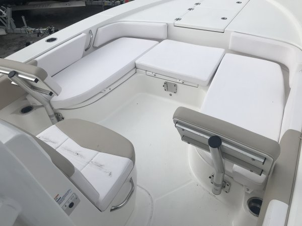 A 246 Cayman Bay Boat is a Power and could be classed as a Bass Boat, Bay Boat, Center Console, Freshwater Fishing, High Performance, Saltwater Fishing, Runabout,  or, just an overall Great Boat!