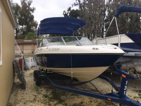 Pre-Owned 2006 Yamaha 230 SX Power Boat for sale