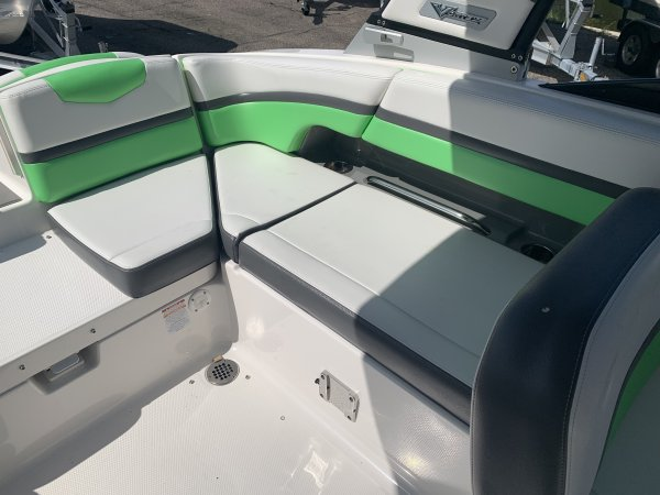 Pre-Owned 2016 Chaparral 243 VRX Jet Boat For Sale