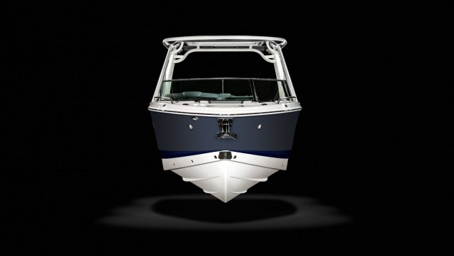High performance boats were originally designed for offshore powerboat racing. The fast, powerful boats became notorious as the drug smuggling boat of choice in many parts of the world starting in the 1980s.