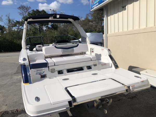 A *Coming SOON 257SSX with NEW Infinity PowerStep is a Power and could be classed as a Bowrider, Cruiser, Deck Boat, Dual Console, High Performance, Sedan, Ski Boat, Wakeboard Boat, Runabout,  or, just an overall Great Boat!