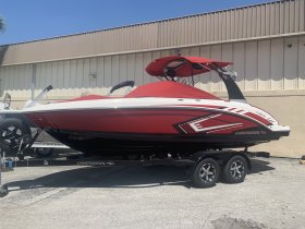 Pre-Owned 2018  powered Chaparral Boat for sale