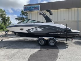 Used 2017 Chaparral 243 VRX Jet Boat Power Boat for sale