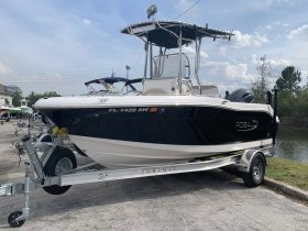 Pre-Owned 2021 Power Boat for sale